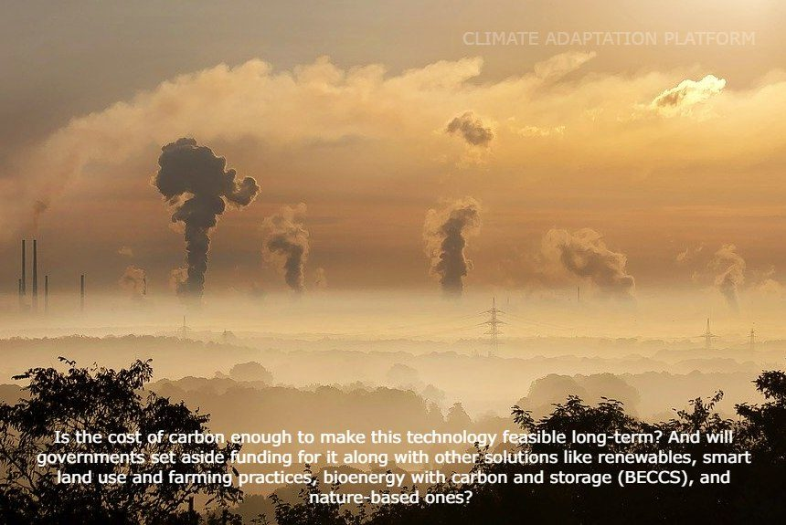 Carbon Capture Technology – a Promising Solution to Climate Change