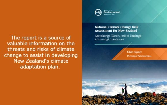 NZ's NCCRA Report Says Built Environment Needs Urgent Climate Action